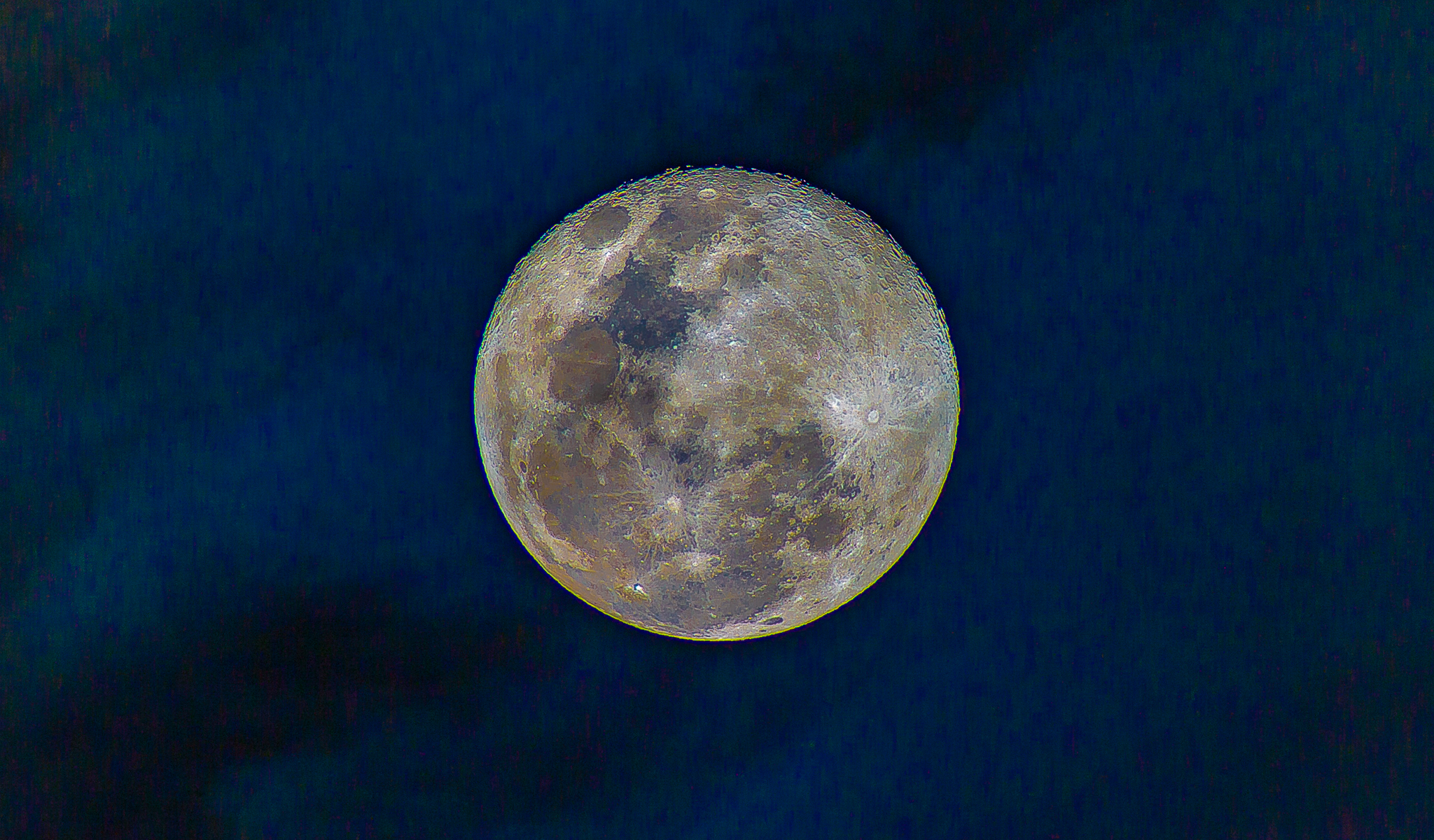 moon, lunar, moon hdr, mineral moon