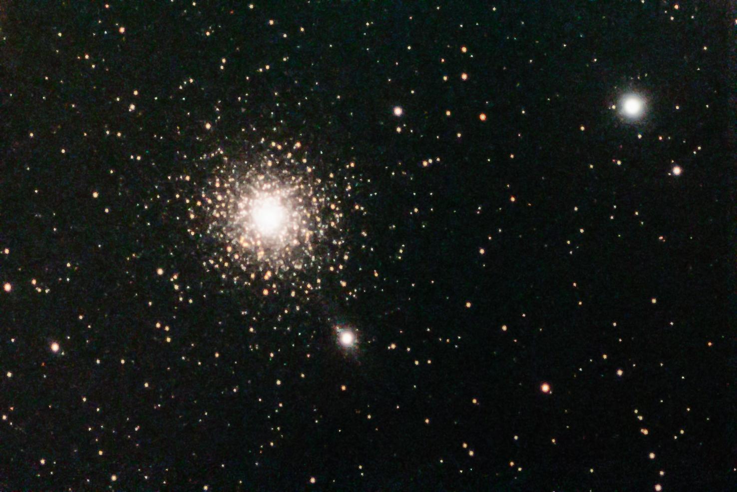 m15, pegasus cluster, messier 15, pegasus, globular cluster